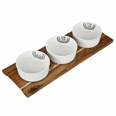 Denby James Martin - 4 Piece Oblong Set