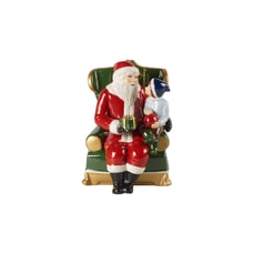 Villeroy and Boch Christmas Toys Santa On Armchair