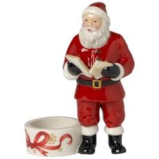Villeroy and Boch Christmas Light Santa Votive