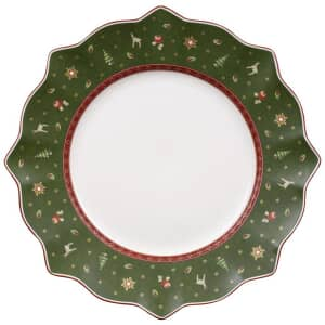 Villeroy and Boch Toys Delight Flat Plate Green