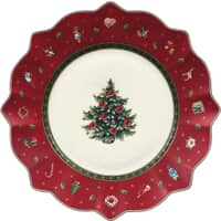 Villeroy and Boch Toys Delight Salad Plate Red