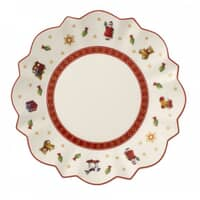Villeroy and Boch Toys Delight Bread And Butter Plate White