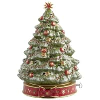 Villeroy and Boch Toys Delight Chistmas Tree Musical Clock