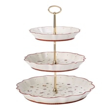 Villeroy and Boch Toys Delight 3 Tier Cake Stand