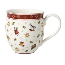 Villeroy and Boch Toys Delight Set Of 2 Mugs Toys