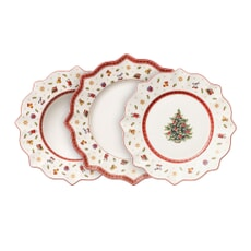 Villeroy and Boch Toys Delight plate set (12 pieces)