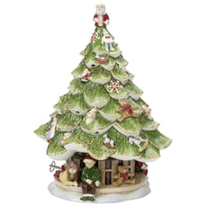 Villeroy and Boch Christmas Toys Christmas Tree With Children