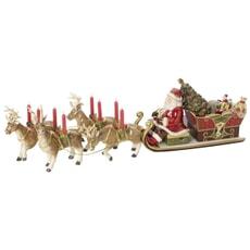 Villeroy and Boch Christmas Toys Santas Sleigh Ride