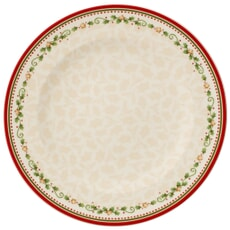 Villeroy and Boch Winter Bakery Delight Flat Plate Falling Star