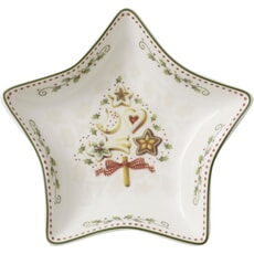 Villeroy and Boch Winter Bakery Delight Small Star Tree Bowl