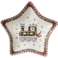 Villeroy and Boch Winter Bakery Delight Small Star Train Bowl