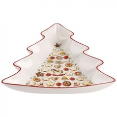 Villeroy and Boch Winter Bakery Delight Large Bowl Tree