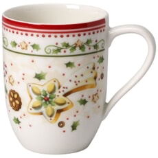 Villeroy and Boch Winter Bakery Delight Mug Falling Star