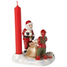 Villeroy and Boch North Pole Express Santas Gifts
