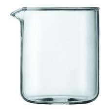 Bodum French Press Coffee Maker Spare Glass Beaker - 4 Cup