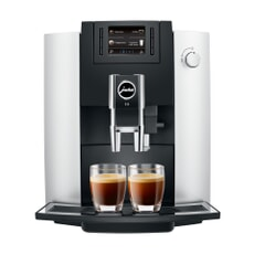 Jura E6 Coffee Machine Platinum