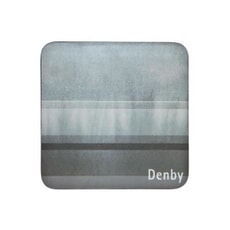 Denby Colours Grey Coasters Set Of 6