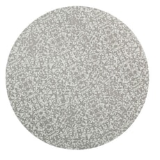 Denby Monsoon Filigree Silver Round Placemats Set Of 4