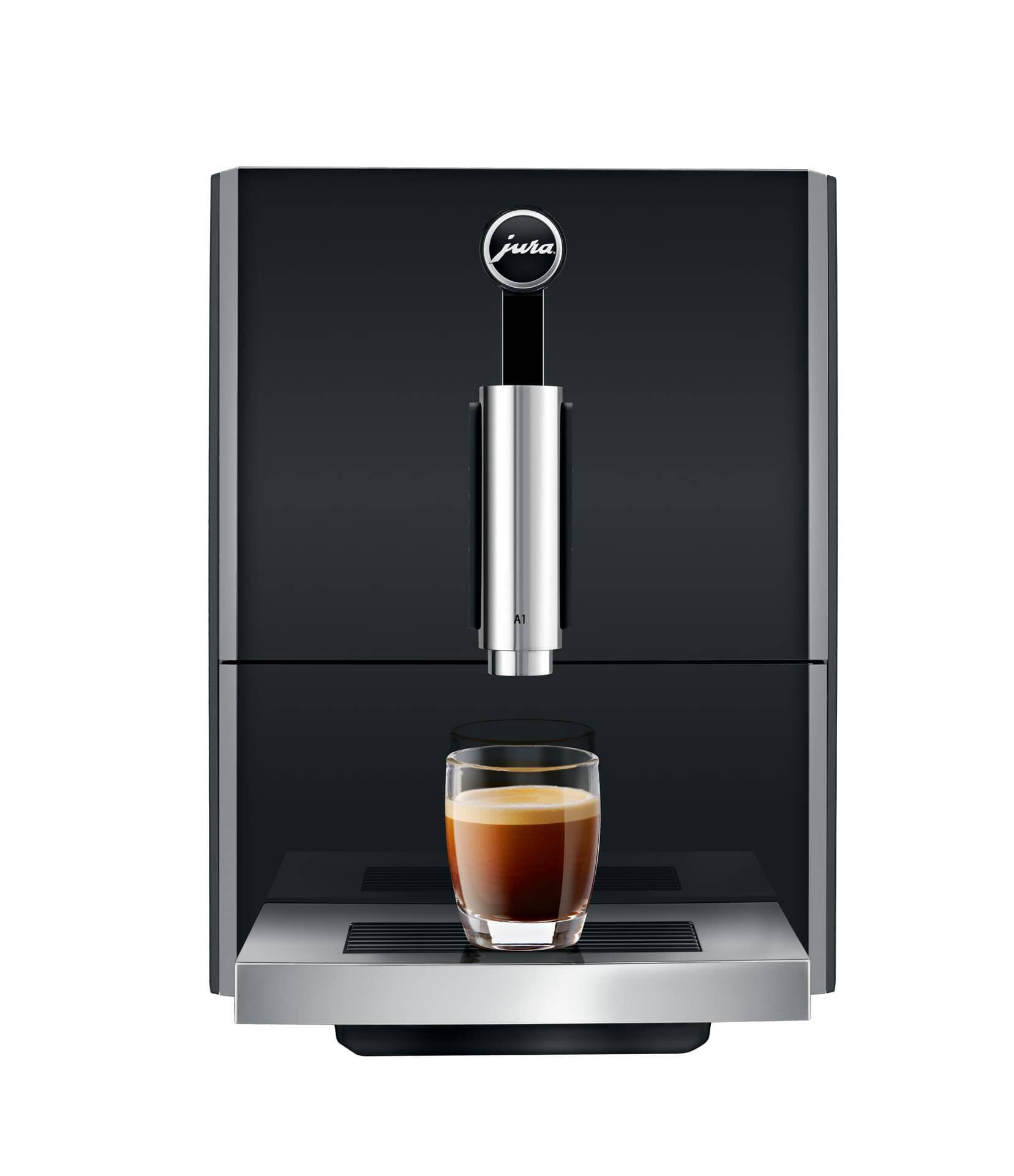 Jura A1 Coffee Machine Black