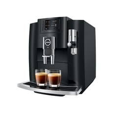 Jura E8 Coffee Machine Piano Black