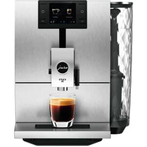 Jura ENA 8 Signature Coffee Machine Massive Aluminium 15222