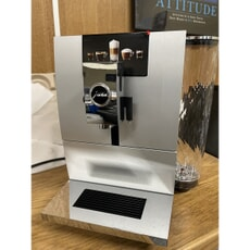 Jura ENA 8 Signature Coffee Machine Massive Aluminium - Slight Damage
