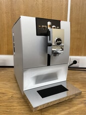Jura ENA 8 Signature Coffee Machine Massive Aluminium EX DISPLAY