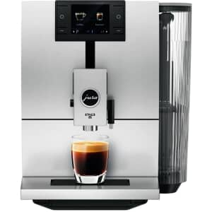 Jura ENA 8 Coffee Machine Black 15253