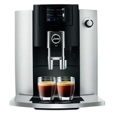 Jura E6 Coffee Machine Platinum