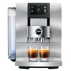 Jura Z10 Aluminium White Automatic Coffee Machines