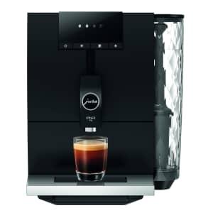 Jura ENA 4 Bean To Cup Coffee Machine Metropolitan Black