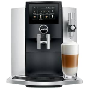Jura S8 Coffee Machine Silver EA