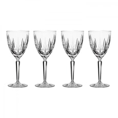 Waterford Marquis Sparkle Goblet Set Of 4