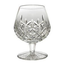 Waterford Lismore Brandy Balloon Glass