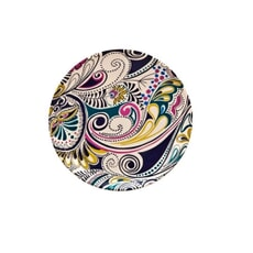 Denby Monsoon Cosmic Pastry Plate