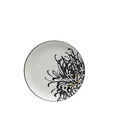 Denby Monsoon Chrysanthemum Salad Plate