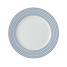 Laura Ashley Blueprint Collectables - Candy Stripe 20cm Plate