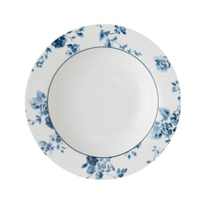 Laura Ashley Blueprint Collectables - China Rose 22cm Deep Plate