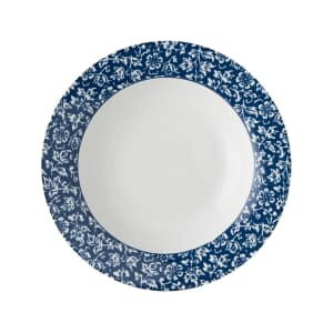 Laura Ashley Blueprint Collectables - Sweet Allysum 22cm Deep Plate