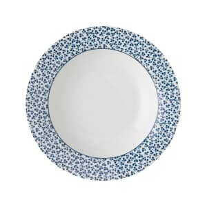 Laura Ashley Blueprint Collectables - Floris 22cm Deep Plate