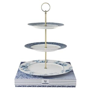 Laura Ashley Blueprint Collectables - 3 Tier Cake Stand