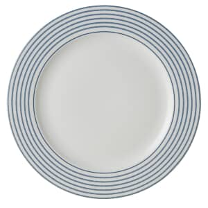 Laura Ashley Blueprint Collectables - Candy Stripe 30cm Plate