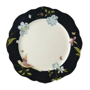 Laura Ashley Heritage Collectables - Midnight Irregular Plate