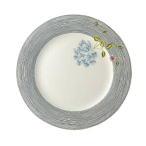 Laura Ashley Heritage Collectables - Midnight Pinstripe 26cm Plate
