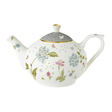Laura Ashley Heritage Collectables - Elveden White Teapot