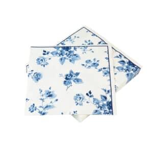 Laura Ashley Blueprint Collectables - China Rose Napkins