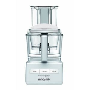 Magimix Compact 3200xl White With Blendermix