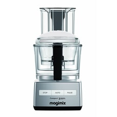 Magimix Compact 3200xl Satin With Blendermix
