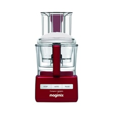 Magimix Compact 3200xl Red With Blendermix