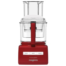 Magimix Cuisine Systeme 5200xl Red With Blendermix